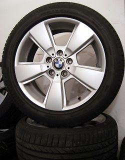 BMW X3 E83 Alufelgen Winterreifen Winterräder 18 Zoll