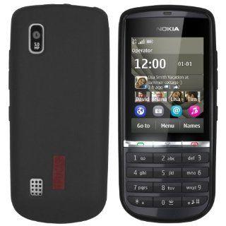 mumbi TPU Skin Case Nokia Asha 300 Silikon Tasche Hülle   Silicon