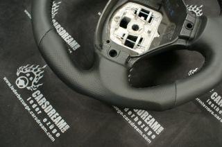 Lederlenkrad Leder Lenkrad Peugeot 308 steering wheel TUNING