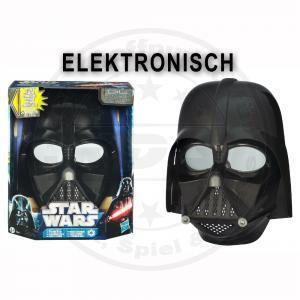 Hasbro Star Wars elektronischer LORD DARTH VADER Maske hochwertige