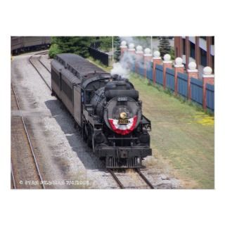Canadian Pacific Steam Engine 2317 4 6 2 Print