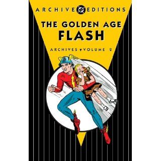 Golden Age, The Flash   Archives, VOL 02 (Golden Age Flash Archives