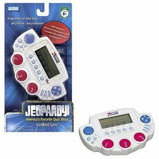 Parker Brothers Jeopardy Hand Held Game [Second Edition]