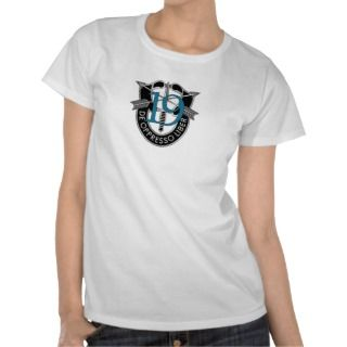 19th Special Forces Group Crest Tshirt
