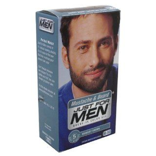 Just For Men (Inuevo) Beard & Mustache Color Gel Dark Brown/Black