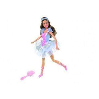Mattel P1789 0   Barbie Ballerina Puppe Erika Spielzeug