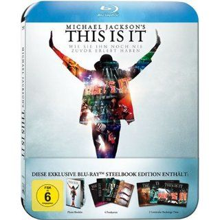 Michael Jacksons This Is It Ultimate Fan Collector`s Edition im