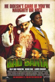 Bad Santa Masterprint
