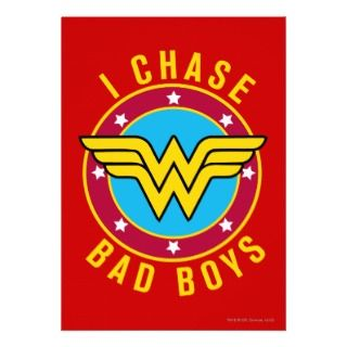 Chase Bad Boys Custom Invitation