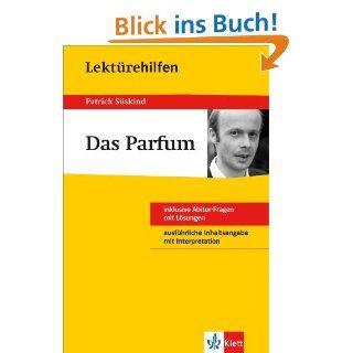 Das Parfum Patrick Süskind Bücher