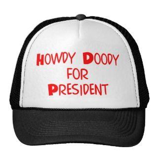 Howdy Doody Hat