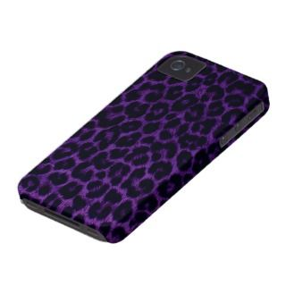 Leopard Print iPhone 4/4S Case Mate Case iPhone 4 Cover