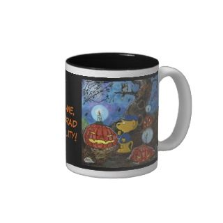 Ferald and The Rotten Pumpkins Coffee Mugs