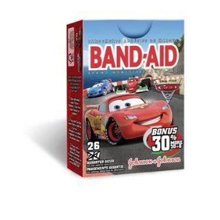 Band Aid Cars 2 Pflaster USA Import (26 Stück)