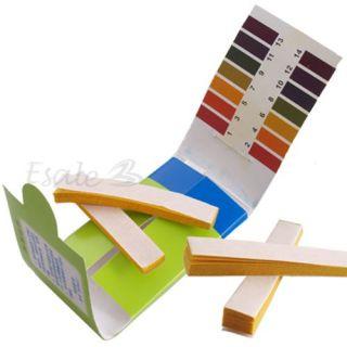 160 pH Teststreifen Streifen Test Strip Wassertest 1 14