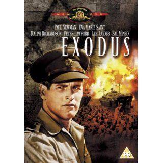 Exodus [UK Import] Paul Newman, Eva Marie Saint, Ralph