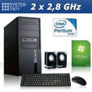 Komplett PC System Rechner Intel dual Core D820 2 x 2,8