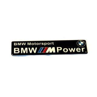 BMW M Power Auto Aufkleber Car Sticker 3D Embleme Auto