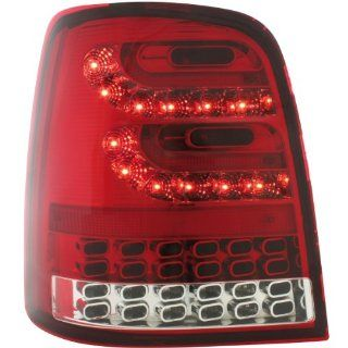 Dectane RV40KLRC Litec LED Rückleuchten VW Touran 2003+ red/crystal