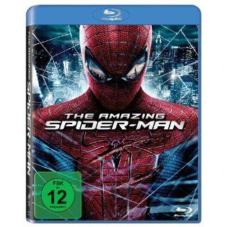 The Amazing Spider Man (2 Disc) [Blu ray] Andrew Garfield