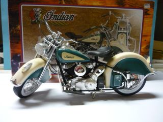 Modell Motorrad, Indian Chief 348 (1948), 16 der Firma Guiloy