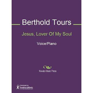 Jesus, Lover Of My Soul Sheet Music eBook Berthold Tours