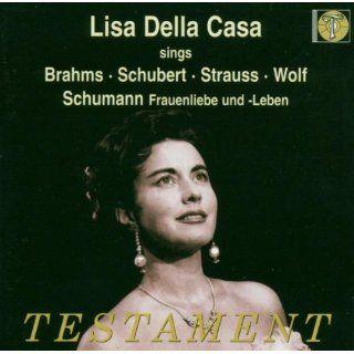 Ein Leben mit Lisa Della Casa oder In dem Schatten ihrer Locken
