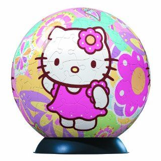 Hello Kitty Flower Power Puzzleball   270 Teile Spielzeug