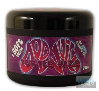 DODO JUICE Purple Haze Soft Wax 250ml + Lupus 500 MFT (171.80 Euro pro