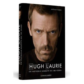 Hugh Laurie The Biography Anthony Bunko Englische