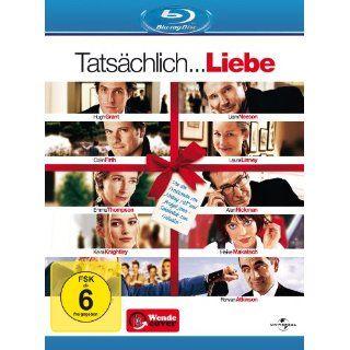 TatsächlichLiebe [Blu ray] Hugh Grant, Emma Thompson