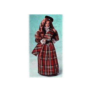 Barbie Collector # 9845 Dolls of the World Scottish