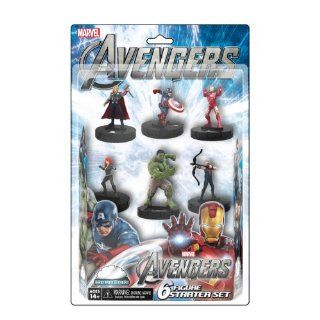 Neca Wizkids 70398   Marvel   Avengers Movie Starter Game