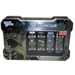 Tech Deck Fingerskateboard   Limited Collectors Tins BIRDHOUSE