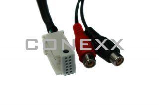 AUX IPOD Adapter VW,Seat,Skoda RCD300/500,MFD2,RNS2 NEU