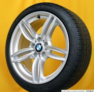 Original BMW 5er F11 Styling 351 M Doppelspeiche 19 Zoll Alufelgen