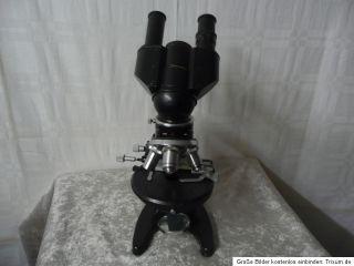 Mikroskop Binokular Herkunft RUS USSR #2047#