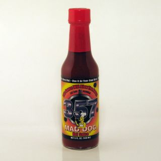 Mad Dog 357 Hot Chili Sauce , 357.000 Scoville (7,30 €/100 ml