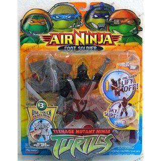 Teenage Mutant Ninja Turtles   Air Ninja   Foot Soldier   Figur ca 13