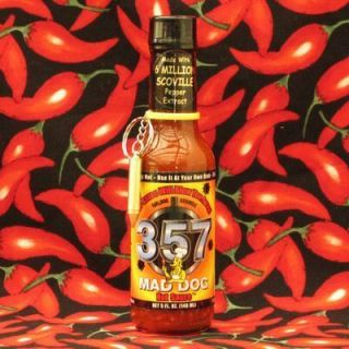 Mad Dog 357 Collectors Edition+Patrone 600.000 Scoville