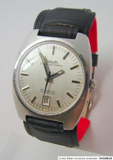 Primato Super Automatic Uhr Herrenuhr men gents watch