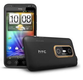 NEW HTC EVO 3D BLACK UNLOCKED SMARTPHONE! LATEST 2011 MODEL!