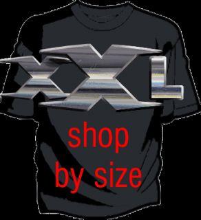 RVD Rob Van Dam NOBODY GETS HIGHER WWE T shirt SMALL