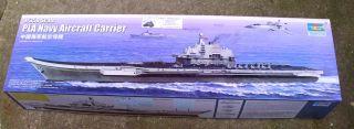 Flugzeugtraeger PLA Navy Aircraft Carrier 1 350 Trumpeter 87 2 cm