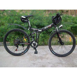 MTB Faltrad Klapprad Pedelec Mountain Bike Elektro Bike Elektrofahrrad