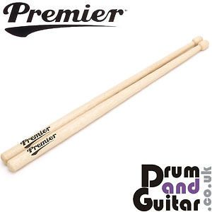 Premier Traditional Marching Snare Drum Sticks 0550 TH