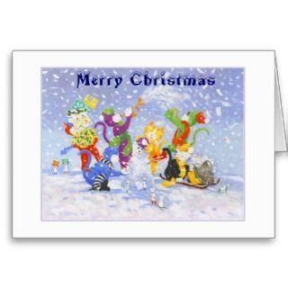 The Sunshine Gang Christmas Card