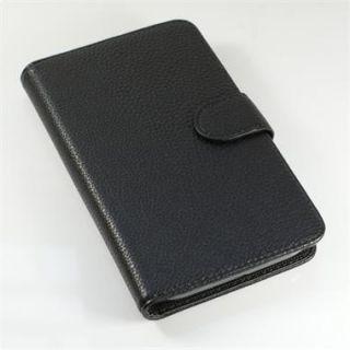 Samsung Galaxy Note 2 II N7100 Leder Tasche Hülle Etui Edel Case