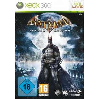 Batman   Arkham Asylum AK XBOX 360  NEU+OVP  4012160020718