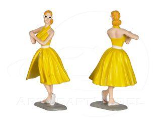 FRANCIS 124 Gelb Yellow Motorhead Figur Figure Figurine